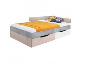 SIGMA SI16 L/P - łóżko 120