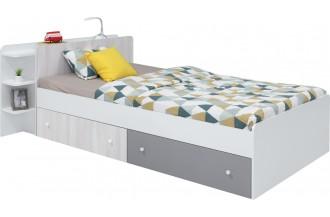 COMO CM13 L/P - łóżko 120
