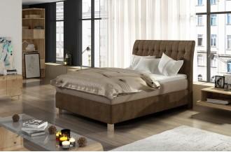 Łóżko kontynentalne HAPPY