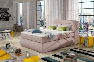 Łóżko kontynentalne PULA