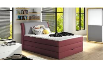 Łóżko kontynentalne AMALFI