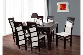 Zestaw stół S14 + 6 krzeseł D53