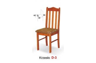 Krzesło D-3