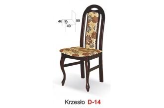 Krzesło D-14