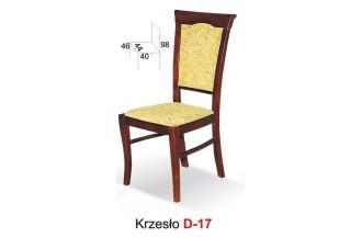 Krzesło D-17