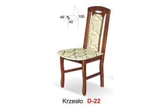Krzesło D-22