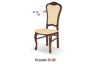 Krzesło D-30