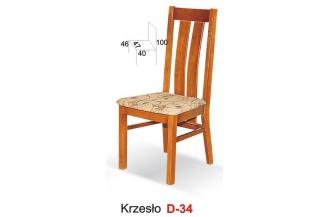 Krzesło D-34