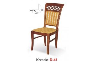 Krzesło D-41