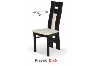 Krzesło D-49