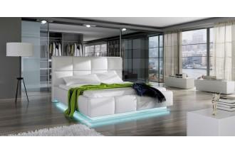Łóżko tapicerowane ASTI - promocja