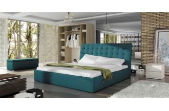 Łóżko tapicerowane TERASSO - promocja