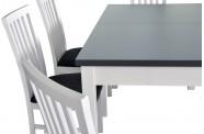Zestaw stół MODENA 1 + 6 krzeseł NILO 3