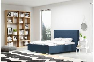 Łóżko tapicerowane FOXI