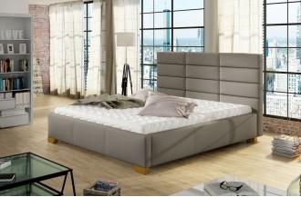 Łóżko tapicerowane MARS