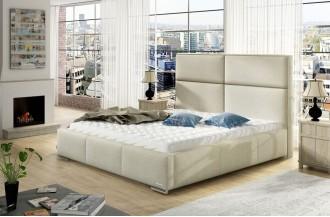 Łóżko tapicerowane MIKE