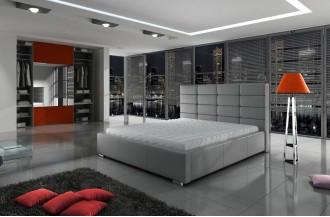 Łóżko tapicerowane PARIS