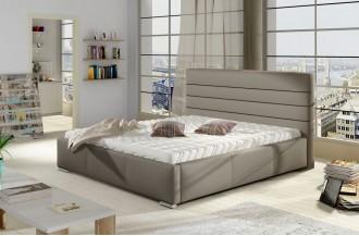 Łóżko tapicerowane SYLVI