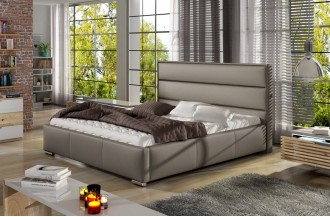 Łóżko tapicerowane THEO