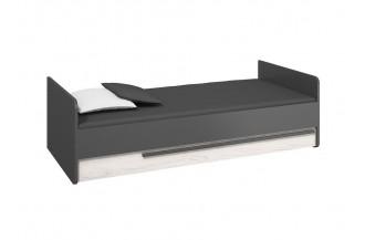 """RENDO - łóżko z pojemnikiem """"H"""""""