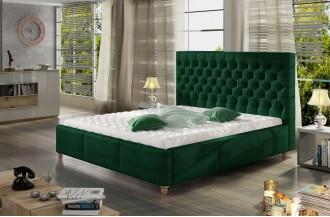 Łóżko tapicerowane CHESTER