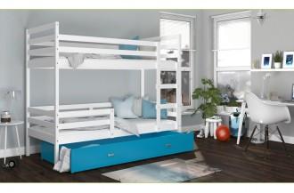 Łóżko JACEK 2 białe