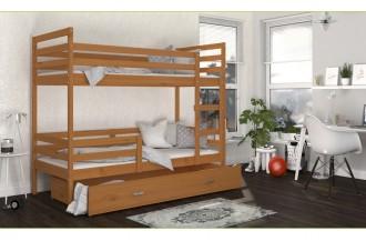 Łóżko JACEK 2 olcha