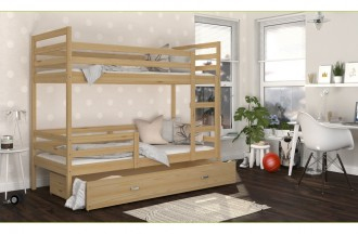 Łóżko JACEK 2 sosna