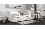 Łóżko MATEUSZ P2 białe