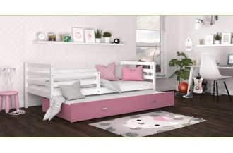 Łóżko JACEK P2 białe