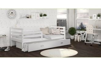 Łóżko JACEK P białe